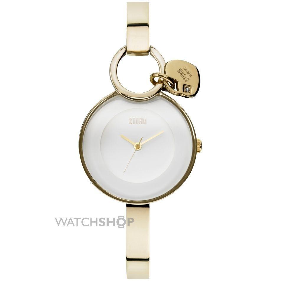 Ladies Storm Eliz Watch Eliz Gold Wristwatch Men Watches Womens Watches