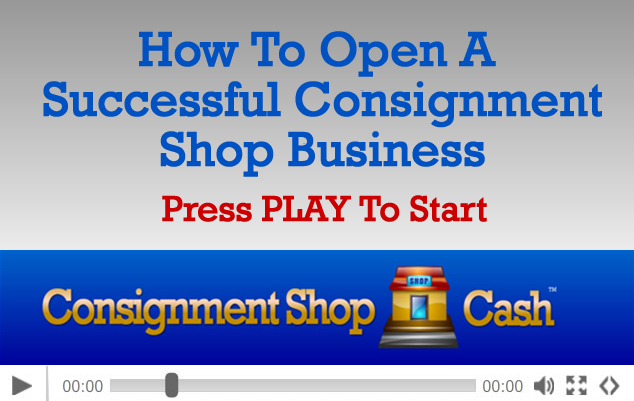 how to open a consignment business