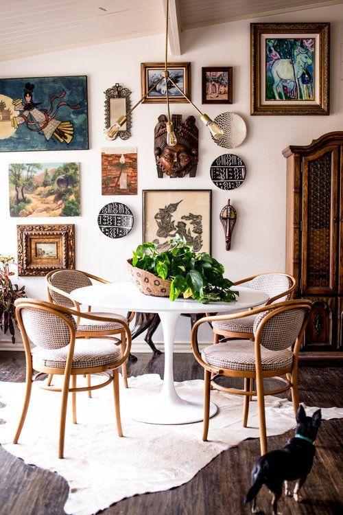 Wohnzimmer-Inspirationen: Wohnzimmerbeleuchtung, die Ihre lebenden Roo ... #boholivingroom