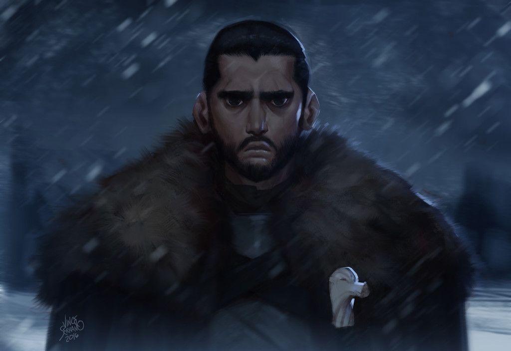 Jon Snow Game Of Thrones Art Wallpaper Jon Snow Art Art Art Wallpaper