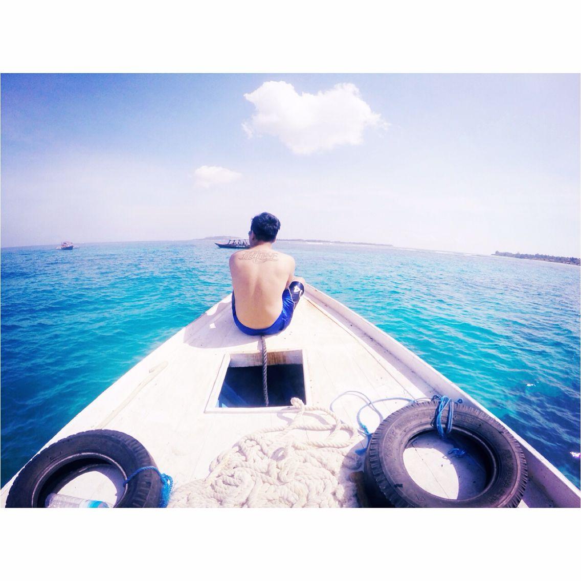 Vacation - gili trawangan, lombok, Indonesia