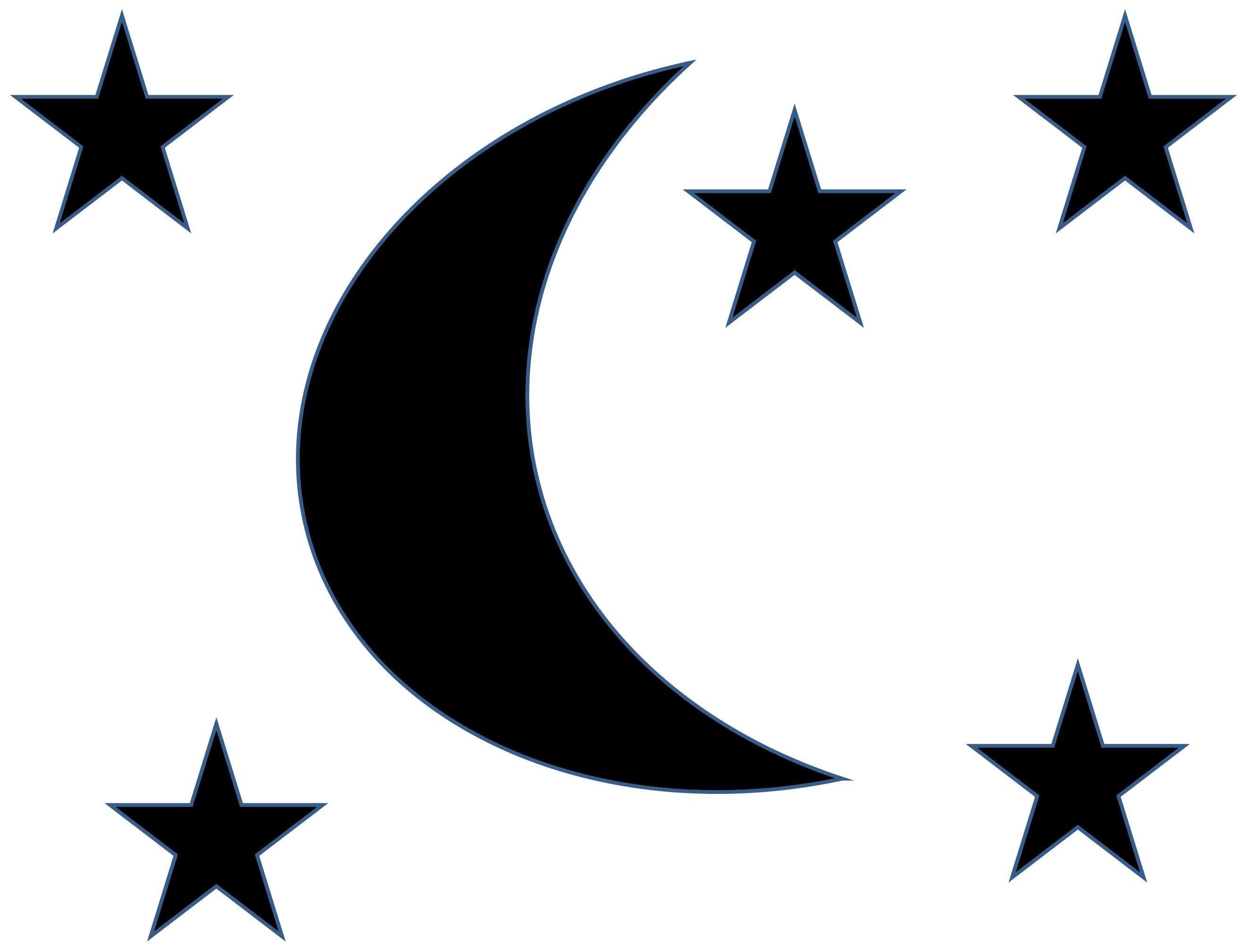 Moon Amp Stars