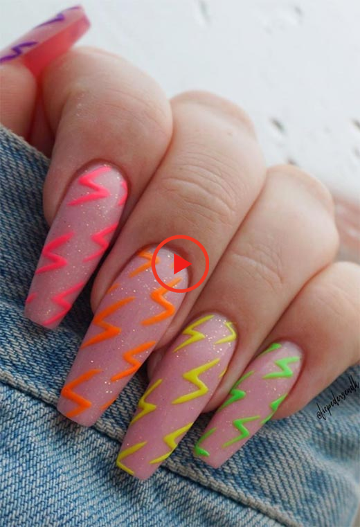 65 Coffin Nail Designs To Die For Ballerina Nails Ideas Ballerina Coffin D Coffinna In 2020 Coffin Shape Nails Coffin Nails Designs Summer Acrylic Nails