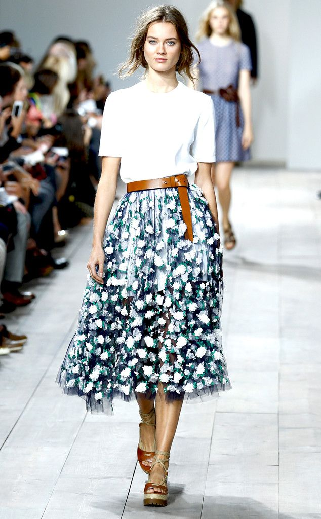 65bf93e92276 Michael Kors from Best Looks From New York Fashion Week Spring 2015 ...