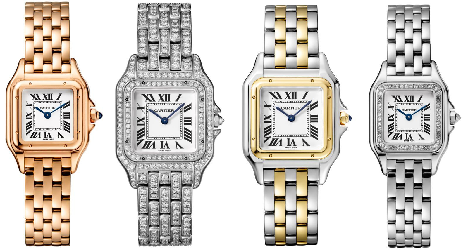 Cartier Brings Back an Iconic Watch From the 80s | Cartier watches ...