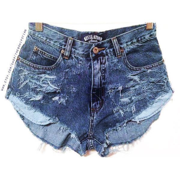 Distressed High Waisted Denim Ripped Jeans Hipster Style Coachella Shorts Tumblr S Distressed High Waisted Shorts High Waisted Shorts Denim Hipster Fashion