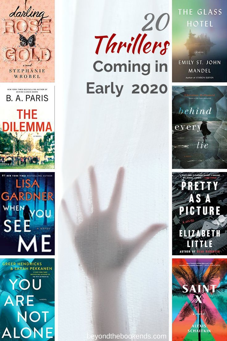 95 new releases for winter 2020 beyond the bookends