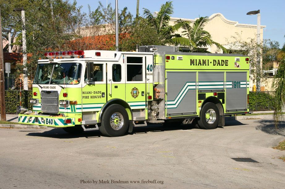 Pin by Jaden Conner on Miami FD Rescue vehicles, Fire