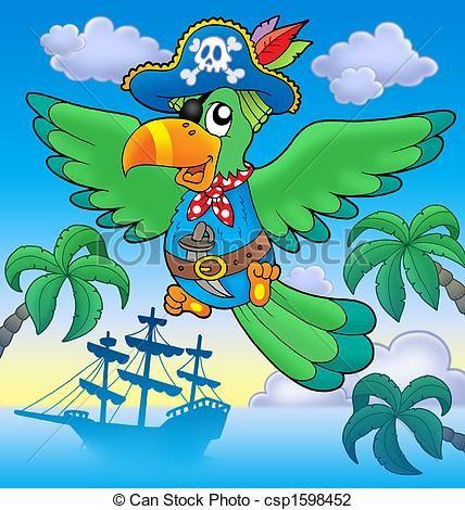 Photos Dessin Couleur Bateau Pirate Page 3 Coloriage Pirates