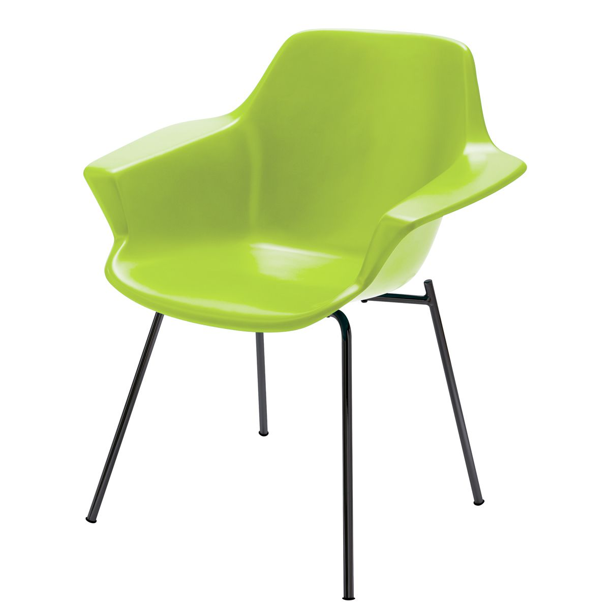Vintage Zetel Groen Vampire Green Armchair Unique Chair Armchair Vintage
