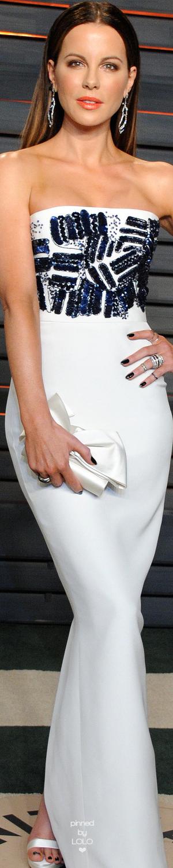 Kate Beckinsale 2016 Vanity Fair Oscar Party | LOLO❤︎