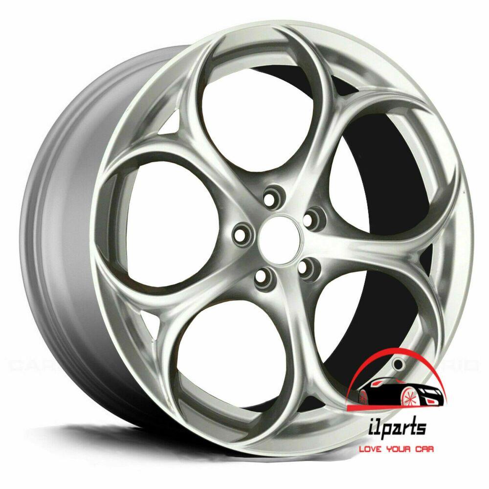Alfa Romeo Giulia 2017 2018 2019 19 Factory Original Wheel Rim Ebay Wheel Rims Oem Wheels Alfa Romeo Giulia