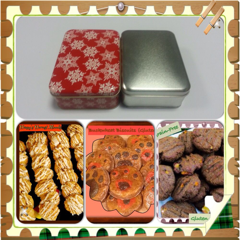 Gluten Free Holiday Tin Collection Order Online At Www