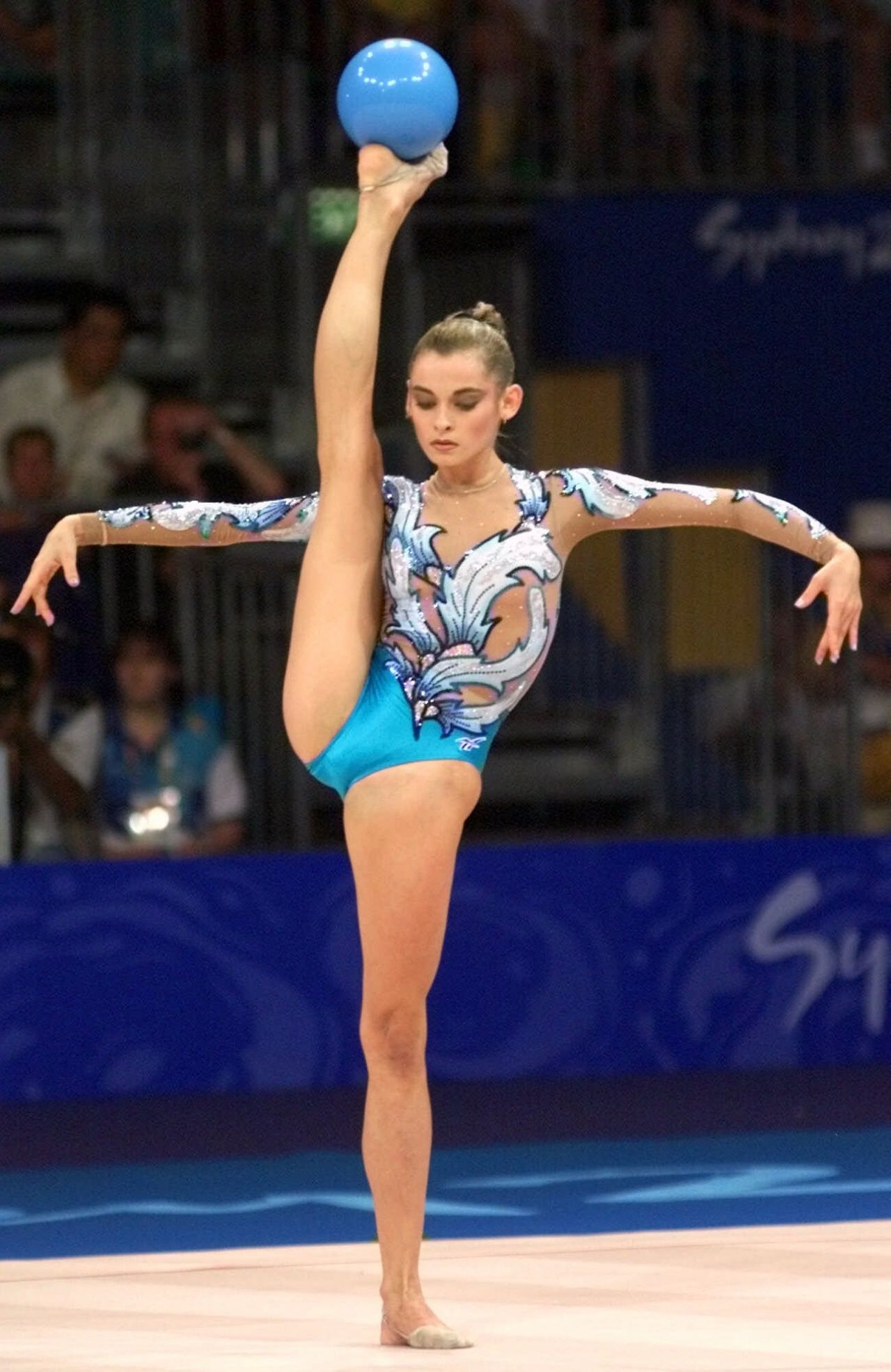 Hot Asian Gymnaist Nude Pictures