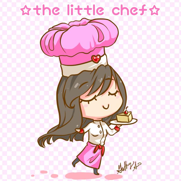chibi pastry chef Buscar con Google