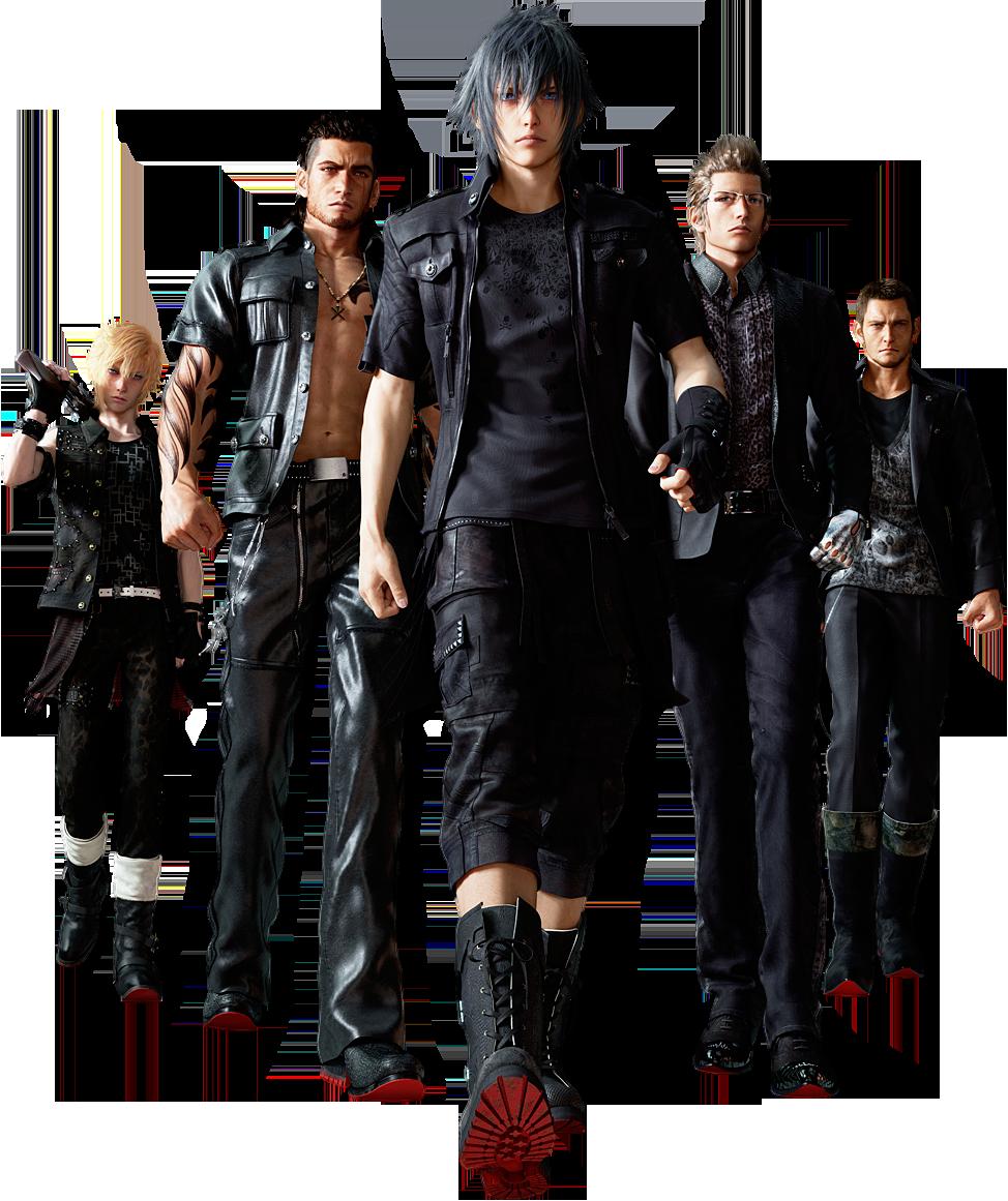 Final Fantasy Xv By Ivances On Deviantart Final Fantasy Final Fantasy Xv Final Fantasy 15