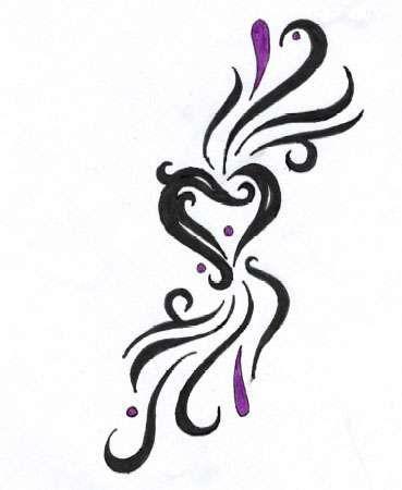 Tattoo Designs Heart Tattoo Design By Dark Wh1sp3rs On Deviantart
