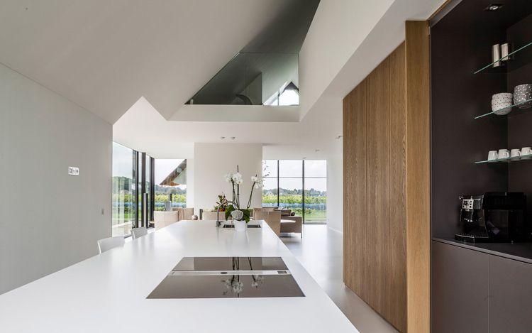 Wohnideen Offene Räume offene räume küche übergeht in essbereich wohnideen küche