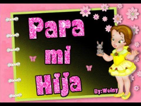 Las Mañanitas Con Mariachi Video Sorpresa Para Ti Mi Niña Hermosa Youtube Feliz Cumple Años Hija Las Mañanitas Con Mariachi Feliz Cumpleaños Mi Hija