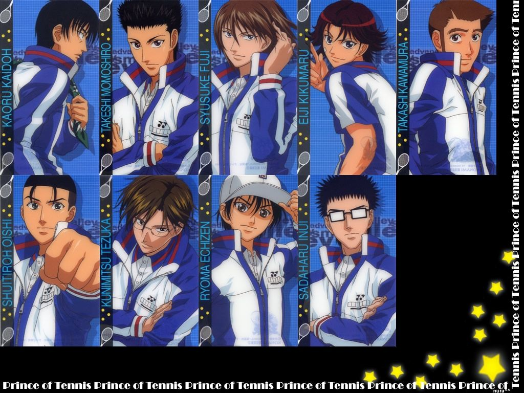 List Of Prince Of Tennis - image 5