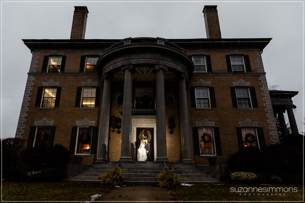 Ali lances intimate christmas wedding at governors hill
