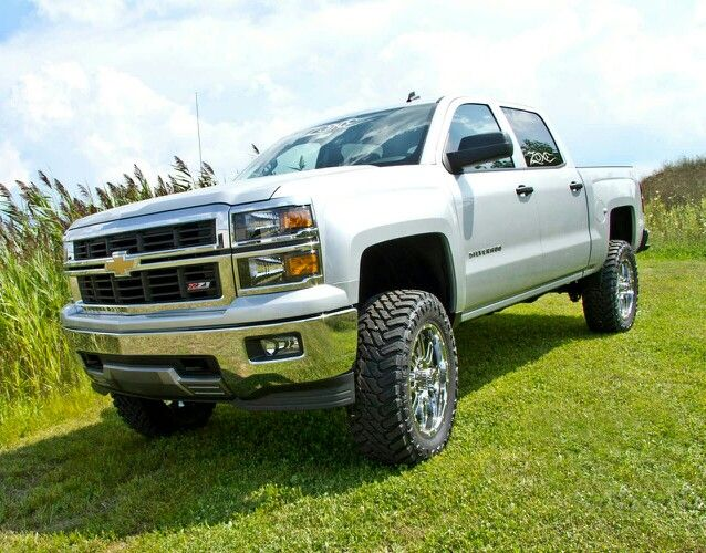 2014 chevy silverado z71 lifted chevy gmc trucks pinterest chevy silverado z71. Black Bedroom Furniture Sets. Home Design Ideas