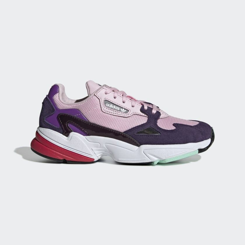 Falcon Shoes Clear Pink Clear Pink Legend Purple BD7825