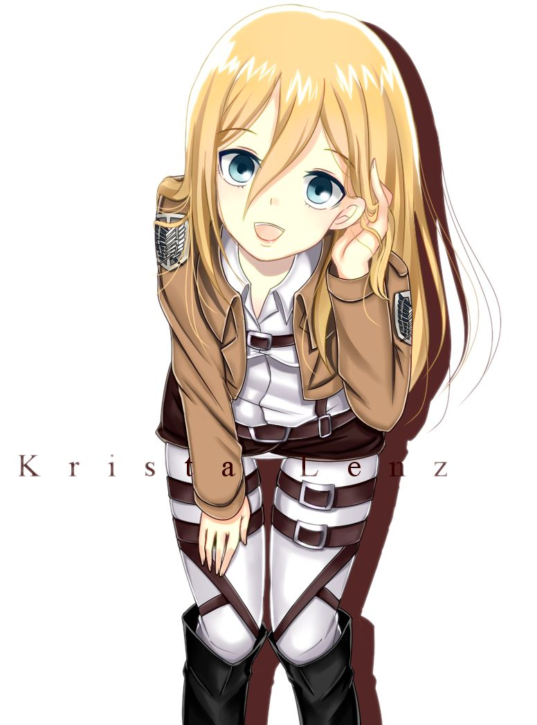 Christa Renz Historia Reiss Attack On Titan Mobile Wallpaper 2083877 Zerochan À¸­à¸°à¸™ À¹€à¸¡à¸°