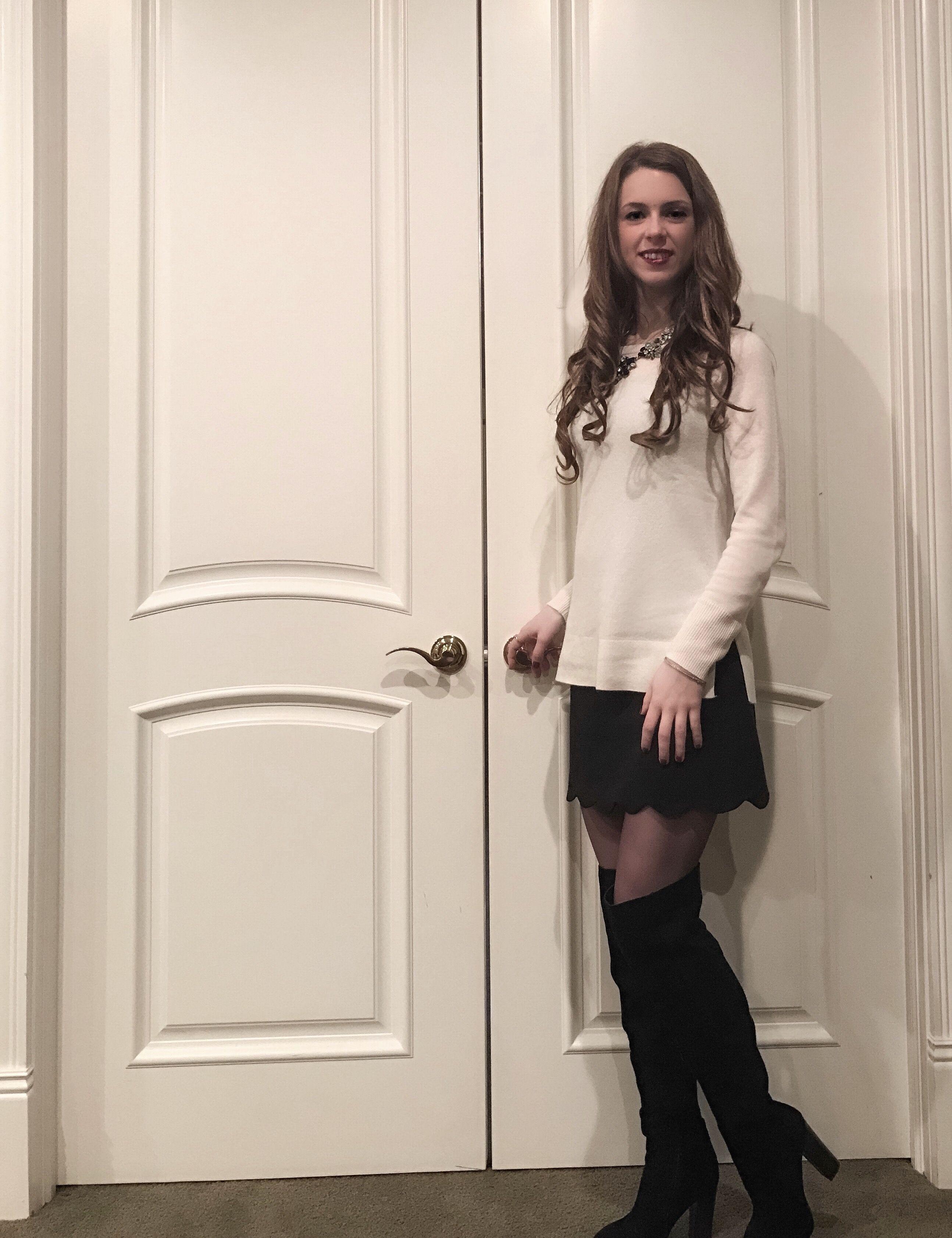 Veronika simon wearing a sexy outfit скачать