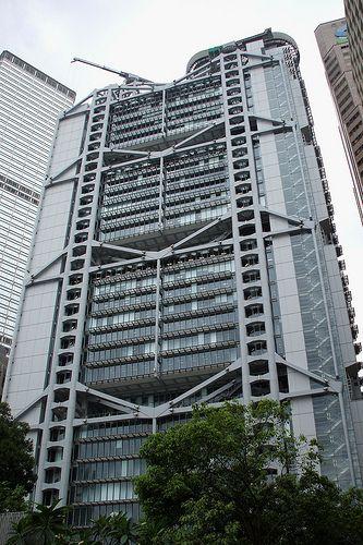 Hong Kong Hsbc Headquarters Building Favorite Places Spaces