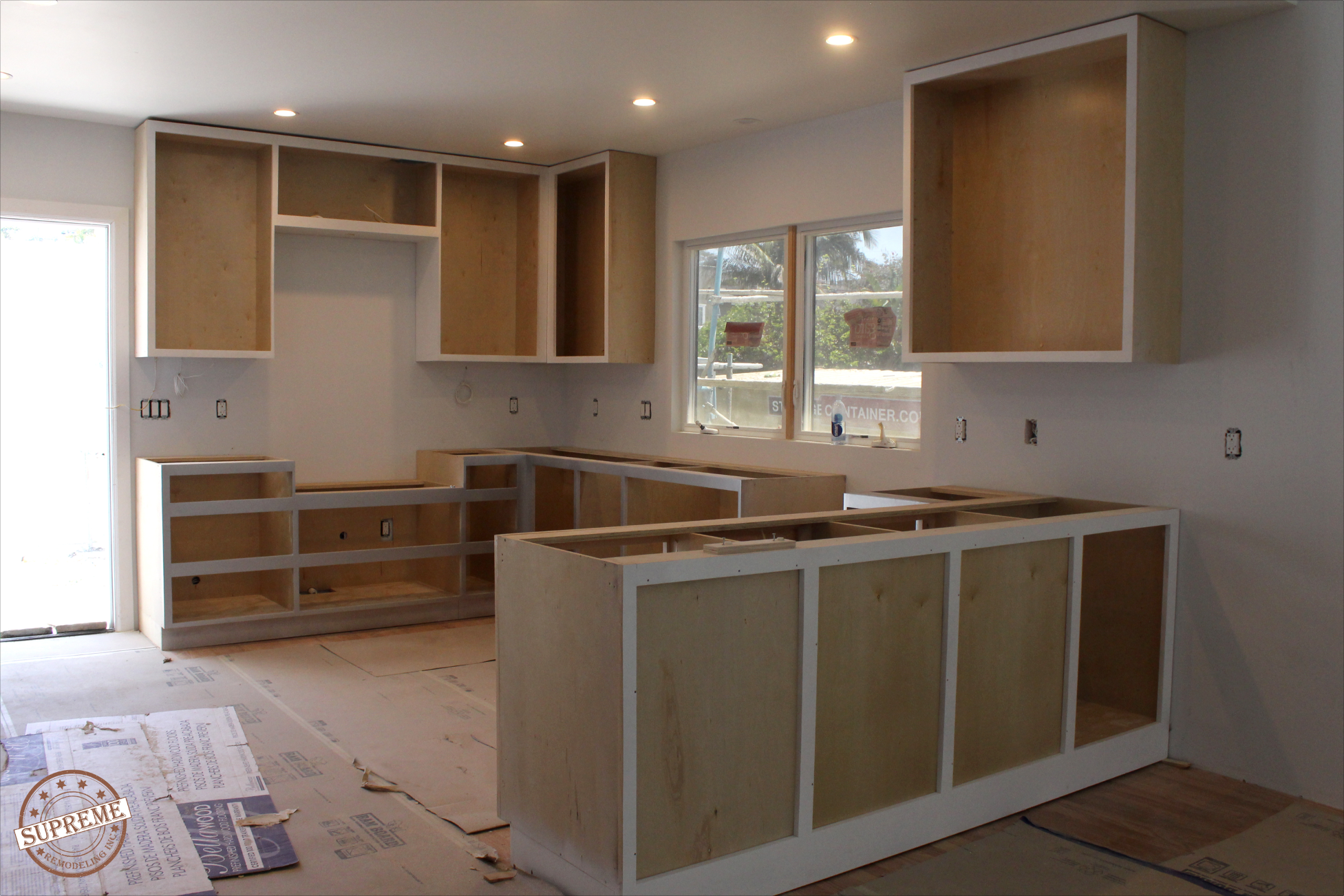 New Construction by Supreme Remodeling San Pedro, CA 2015