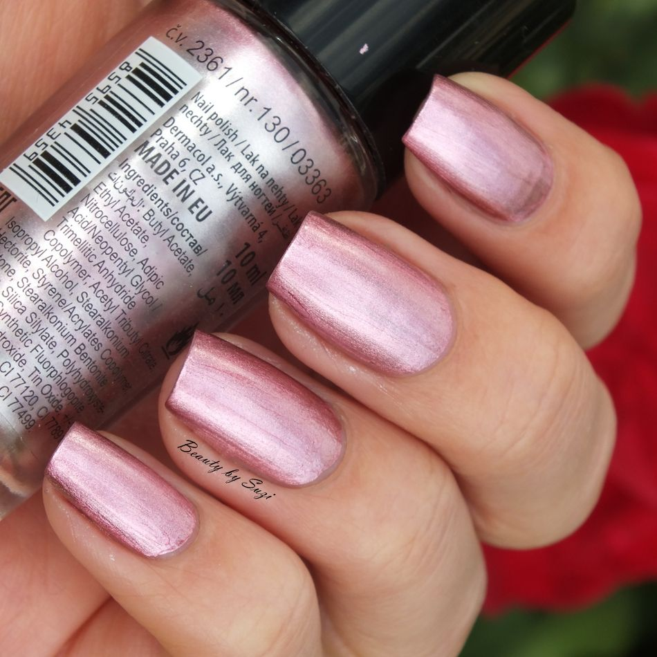 Dermacol One Coat Extreme Coverage Nail Polish, 130   Nails - One ...