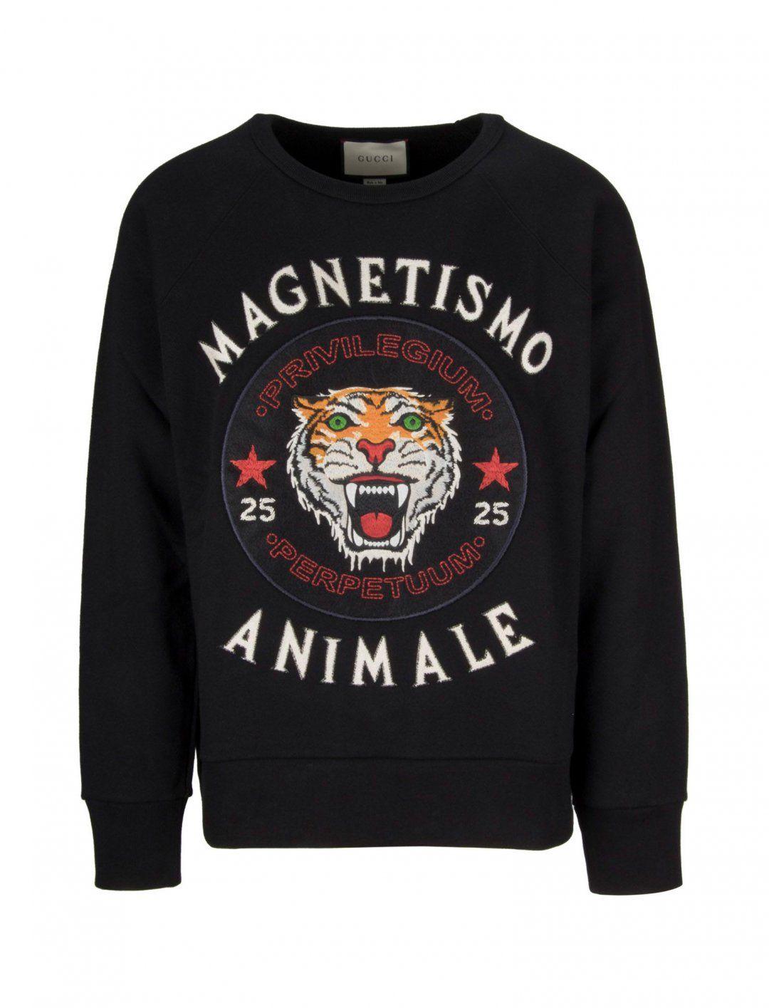 570e6494b1c JAY1 Magnetismo Animale Sweatshirt