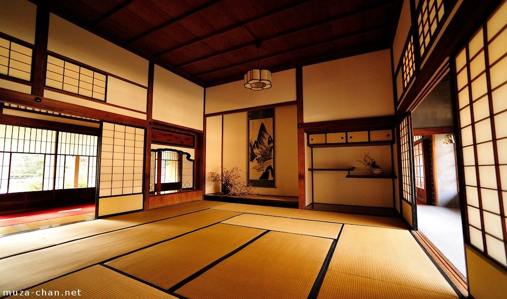 Traditional japanese house google japanese for Traditional japanese interior
