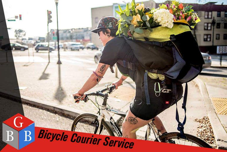Bicycle Courier Service A Profitable Business Bicycle Courier