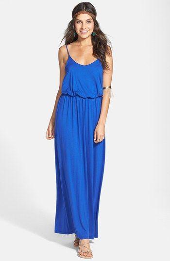 a4cdb78f7af Lush Knit Maxi Dress (Juniors)