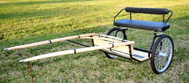 Alpine Manufacturing (Mini Horse Carts), makers of wood jog cart shafts, race bike kits, mini horse show carts, and wood sweat scrapers