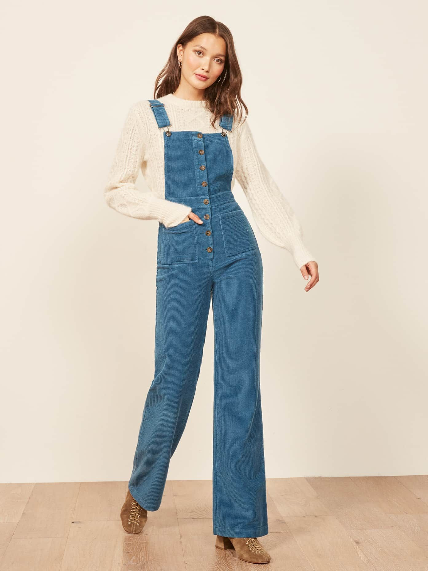 2853dd23e57d  178 Reformation Cassidy Corduroy Overall  sustainablefashion  affiliatelink