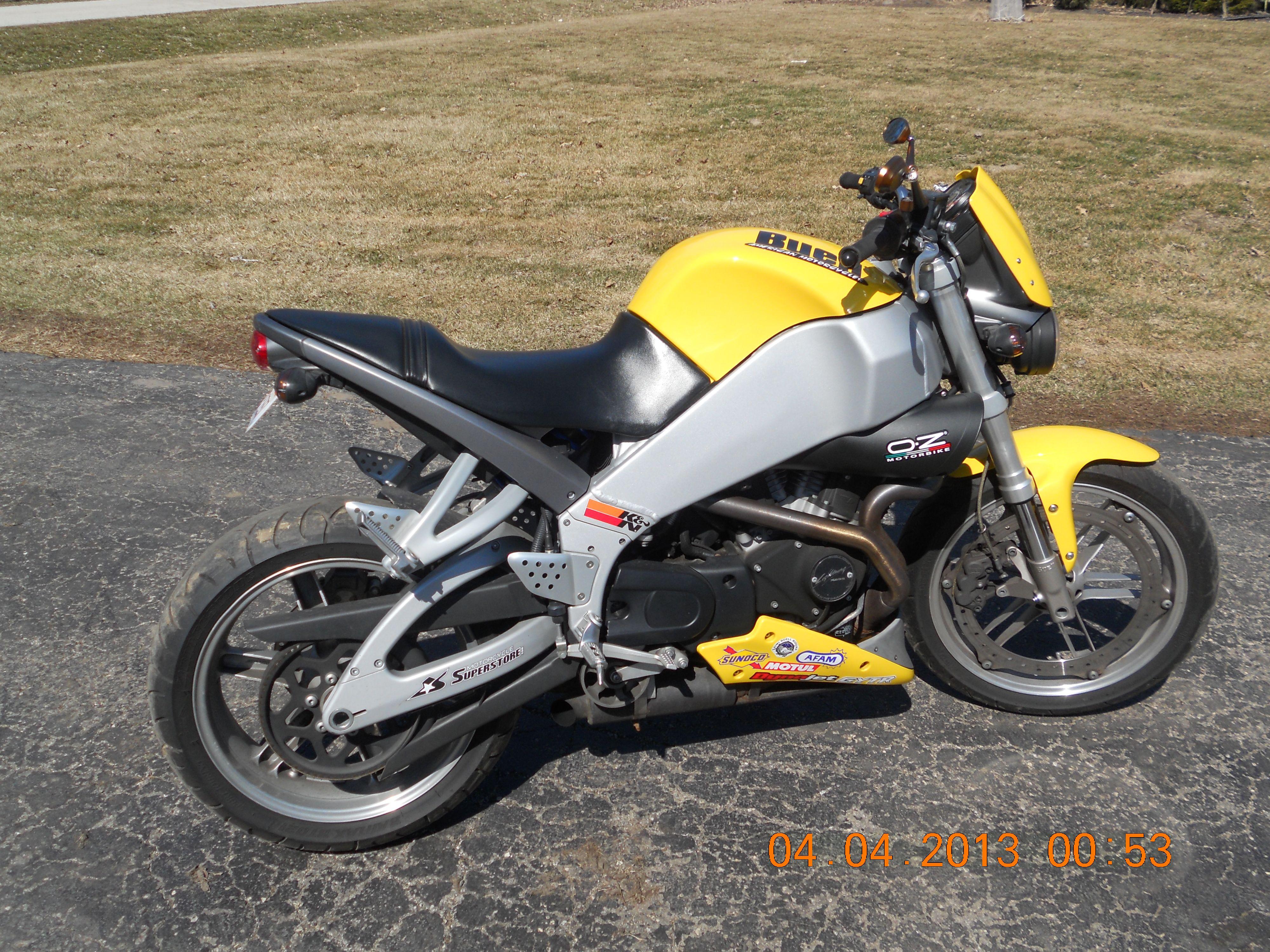 BUELL XB9S Lightning specs - 2003, 2004 - autoevolution