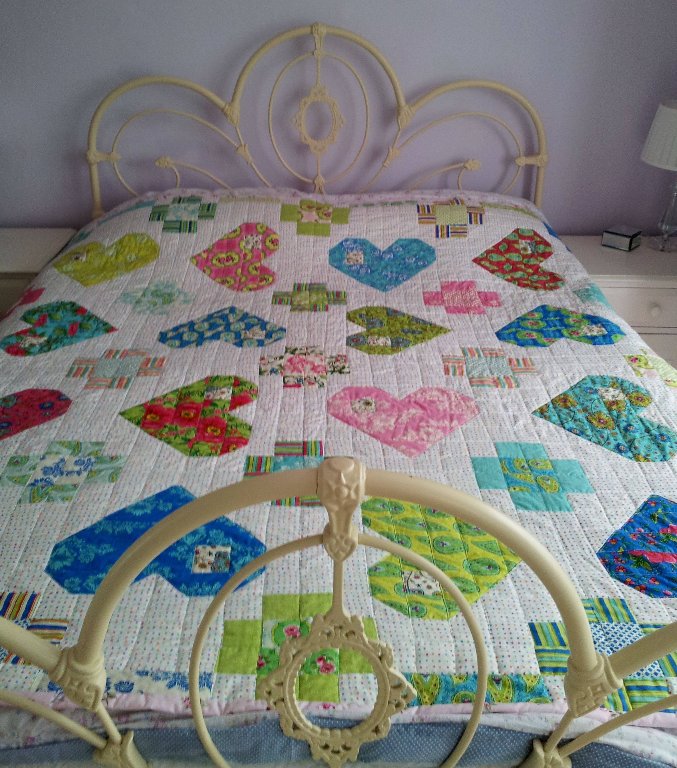 Best 25 Heart Quilts Ideas On Pinterest Heart Quilt