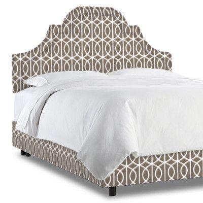 Willa Arlo Interiors Alas Panel Bed Size: California King, Color ...