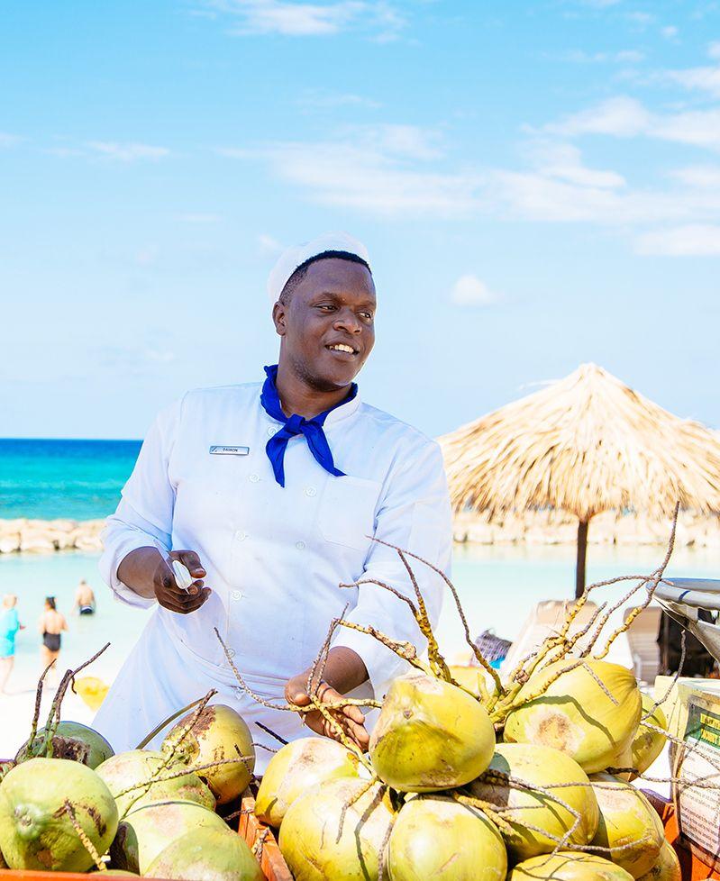 Getting A Fresh Taste Of Jamaica At Hyatt Zilara In