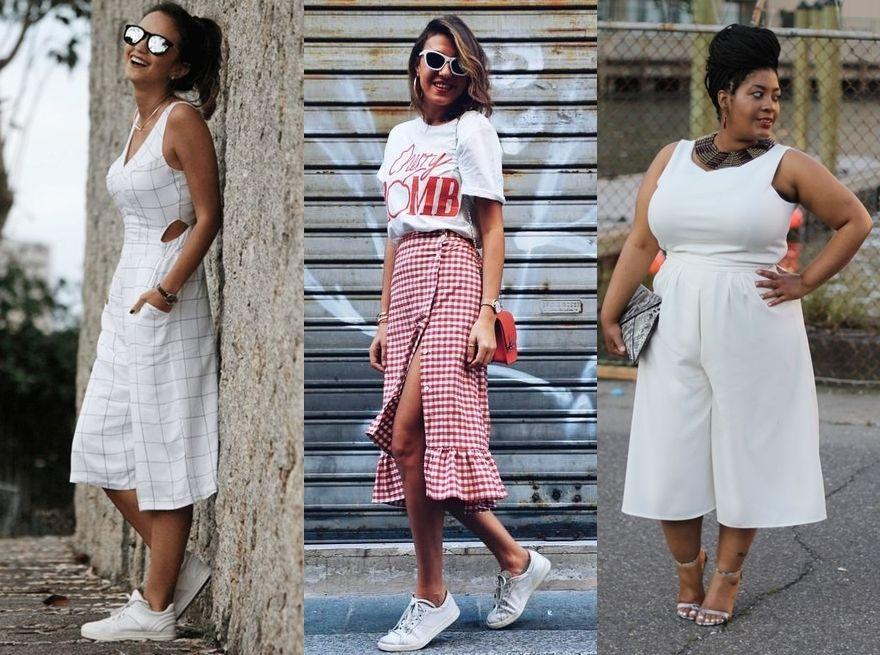 f169d24e63 tendencias de moda primavera verao 2018 pantacourt saia midi como usar