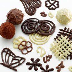 Decorer mon gateau au chocolat