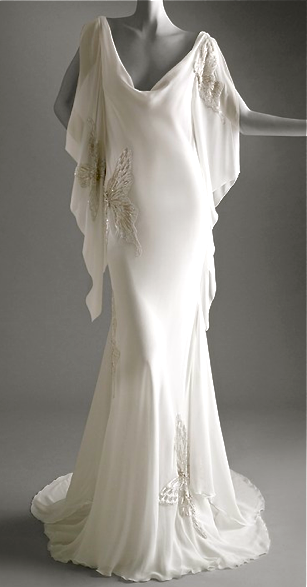Valentino.This is the dress I would sooooo wear if I ever were to renew my vows.