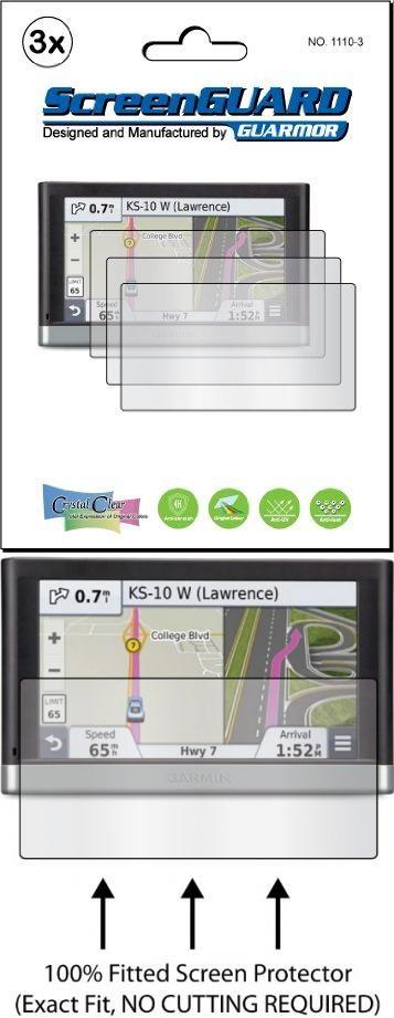 X Garmin Nuvi LT LM LMT GPS Premium Clear - Nuvi 2557