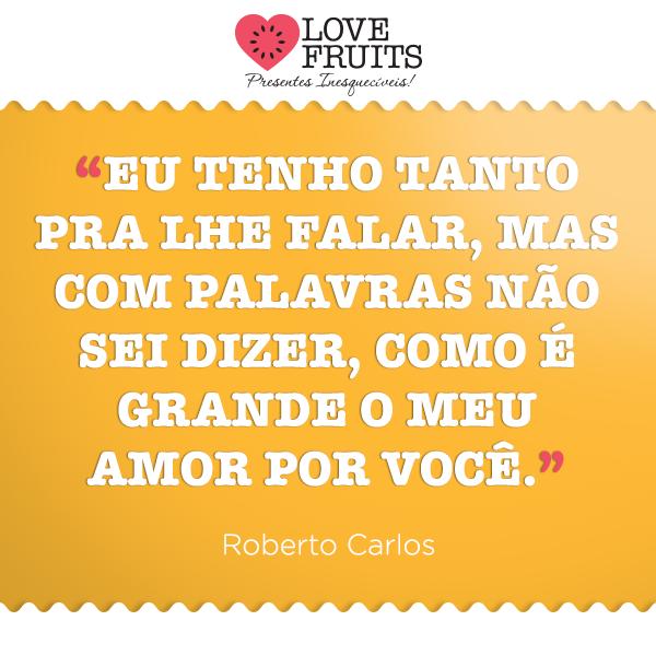 Roberto Carlos 3 Amor Pinterest Frases Musica E Amor