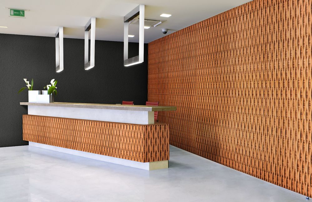 Plyboo Reveal Sound And Linear Bamboo Wall Panels