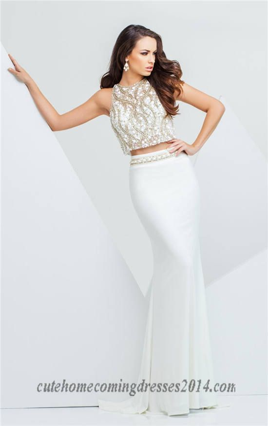 Cheap Two Piece Formal Dress