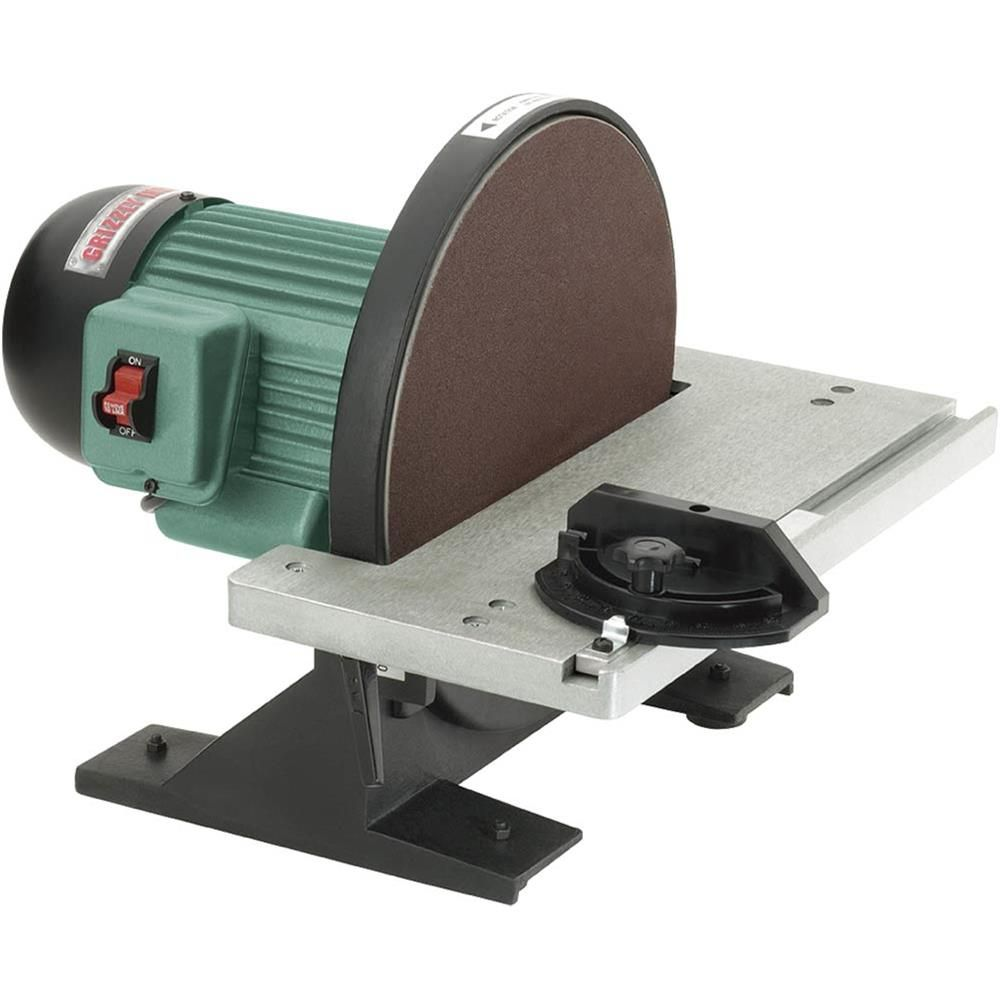 12-Inch Delta Power Equipment Corporation Delta Power Equipment Corp 31-140 Disc Sander 1//2 Horse Power